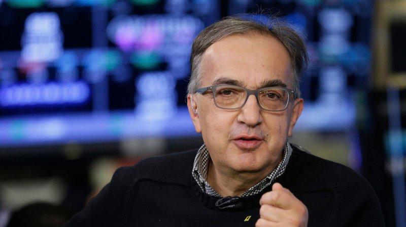 La mort si mystérieuse du patron de Fiat — Sergio Marchionne