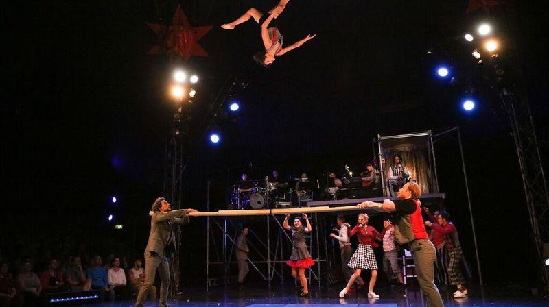 Le sommet du cirque à Crans-Montana
