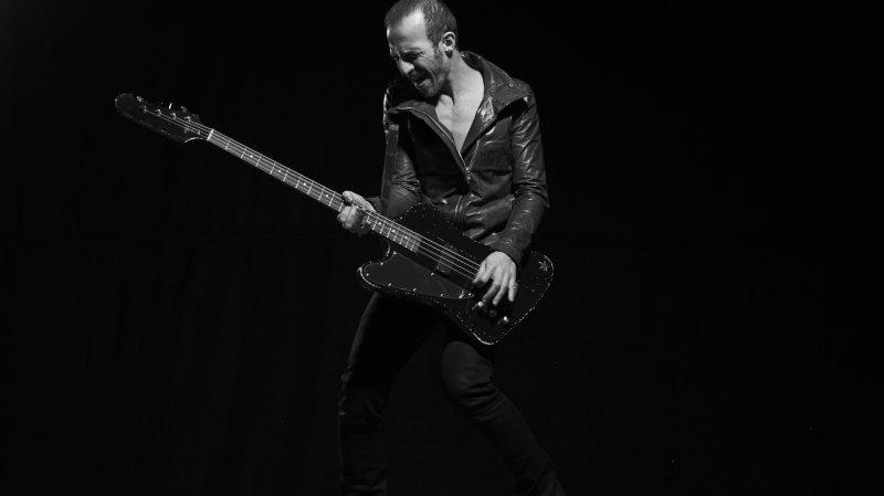 Calogero, après son concert de feu à Sion sous les étoiles, jouera un set acoustique à Massongex.