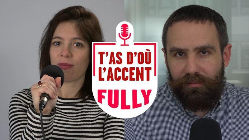 """Série """"T'as d'où l'accent?"""": l'accent de Fully est """"un brin trompeur"""", l'analyse du phrasé de Victorine par Mathieu Avanzi"""