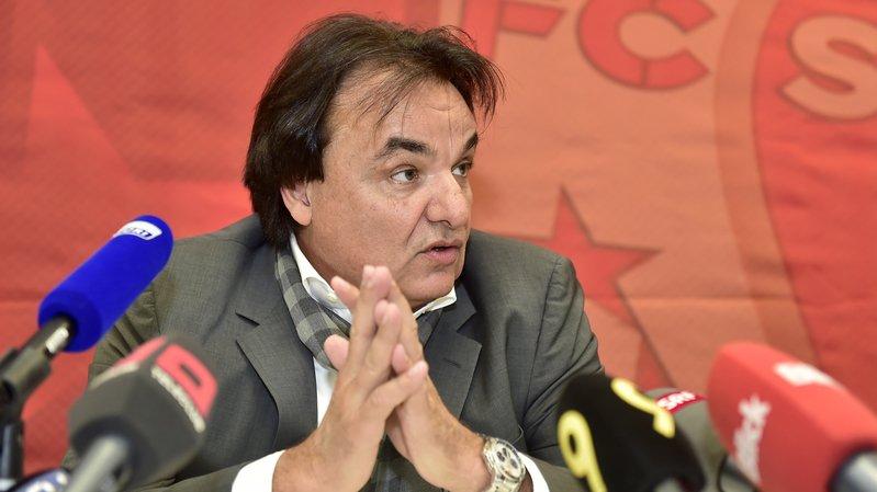 Le Matin des Sports: Christian Constantin cherche des alliés auprès des autres clubs sportifs