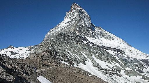 Zermatt: un alpiniste décédé au Cervin
