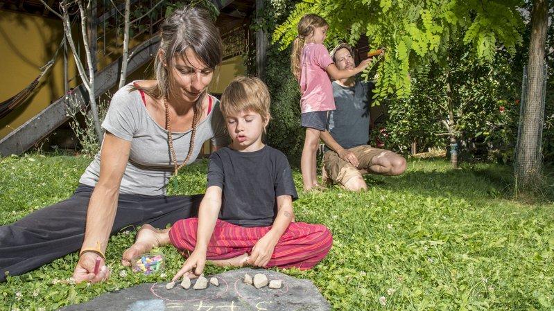 Valais: les confidences de parents qui pourront enseigner à la maison