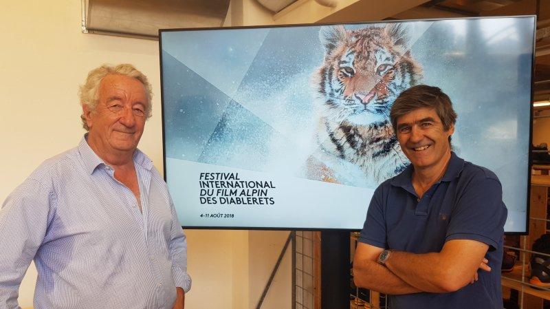 Les Diablerets: la 49e édition du FIFAD sera la dernière de Jean-Philippe Rapp