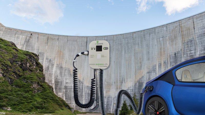 L'hydroélectricité a une carte importante à jouer dans les recharges des voitures électriques dont le marché est en plein boom.