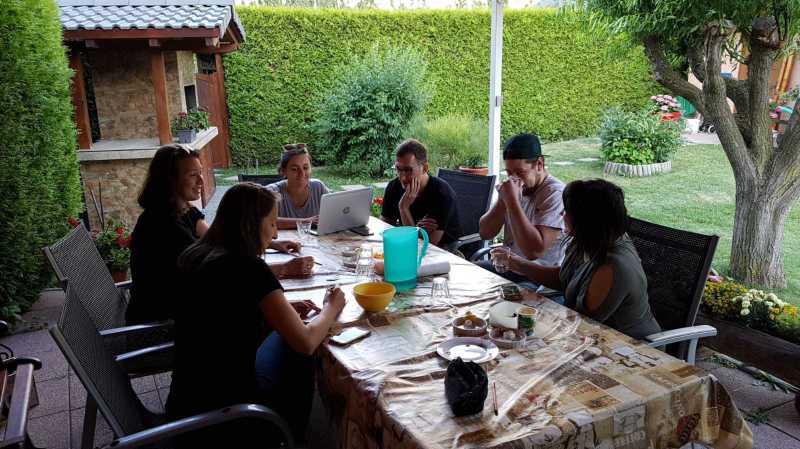Les membres du comité de la Jeunesse de Saxon planchent déjà sur plusieurs activités afin d'animer la vie locale.