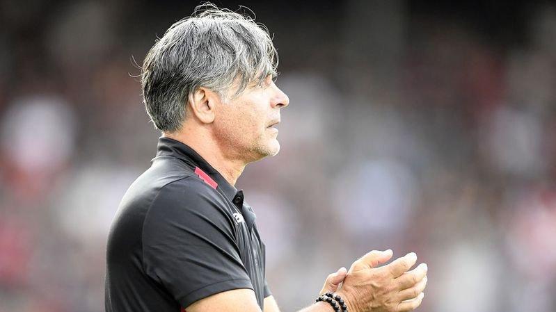 Maurizio Jacobacci dispose encore d'une semaine pour préparer son équipe avant le match de Coupe de Suisse contre Lausanne.