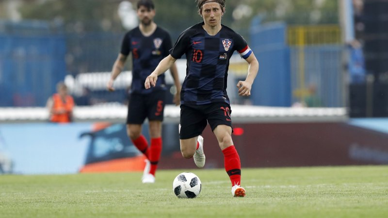 """France-Croatie, la finale paraît ouverte même si les """"Bleus"""" ont l'avantage dans plusieurs secteurs"""