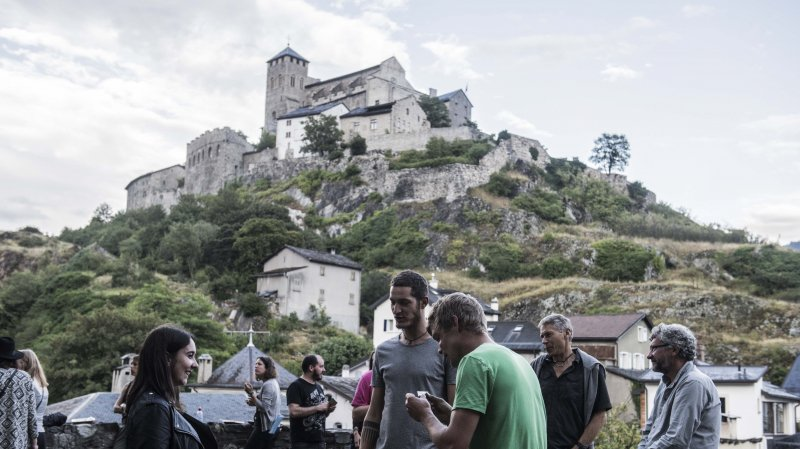 Le Palp Festival annexe les châteaux sédunois