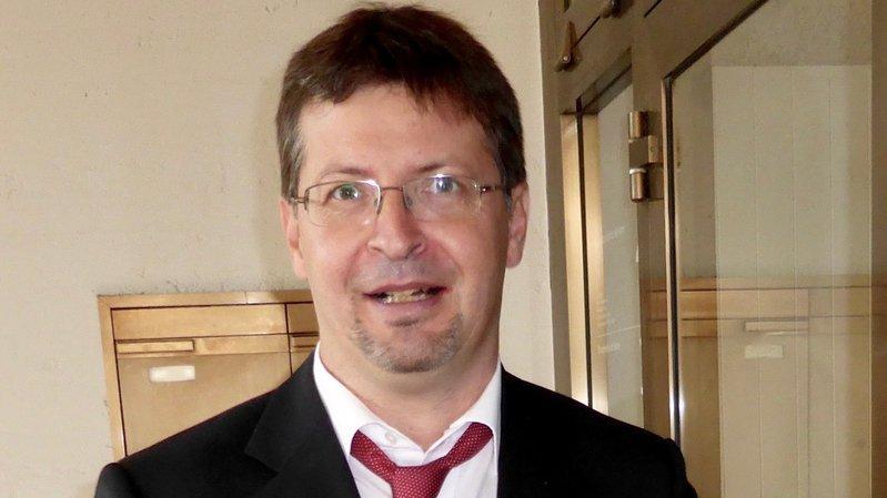 Valais: un ténor du Ministère public nommé juge