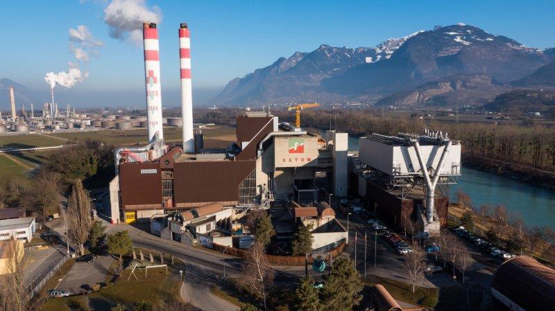 La Satom espère récupérer 300 tonnes de zinc par an.