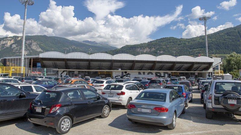 Le Nouvelliste privé d'accès aux services de presse du stade lors du match Sion - Lugano