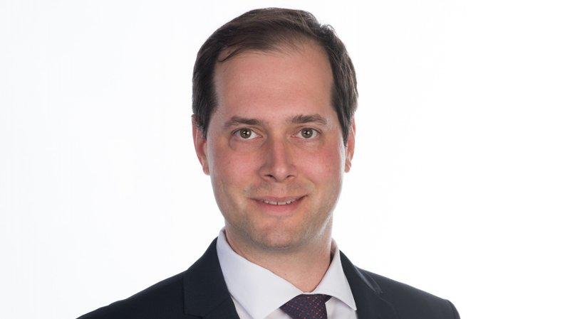 Nicolas Stauffer est le nouveau conseiller communal PLR de Nendaz.