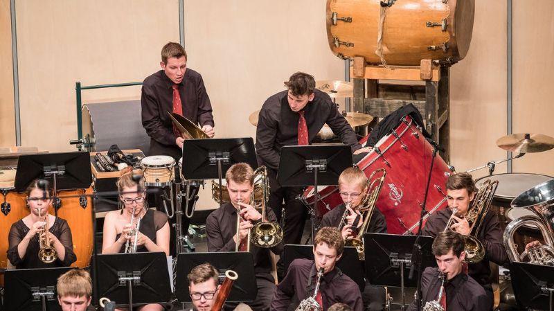 Ces jeunes musiciens qui bénéficient d'un encadrement professionnel seront en concert jeudi au Théâtre Alambic.
