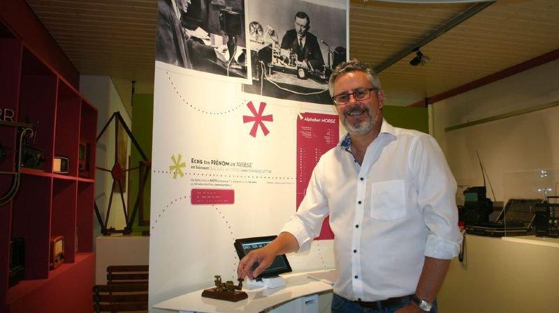 Salvan: une nouvelle muséographie mise en place à la Fondation Marconi
