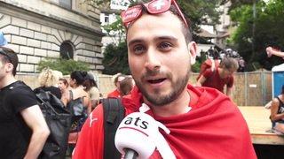 Coupe du monde 2018: énorme déception du côté des supporters suisses