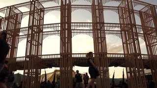 Ambiance méditerranéenne au Village du monde de Paléo