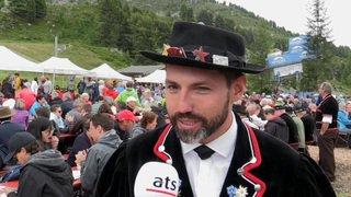 Le cor des Alpes s'invite à 2200 mètres d'altitude à Nendaz