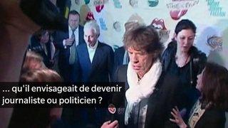 Mick Jagger fête ses 75 ans