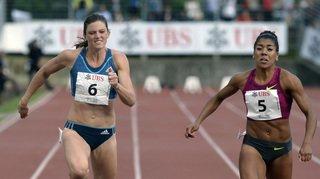 Athlétisme - Meeting de Monaco:  Kambundji et Büchel, des Suissesses discrètes