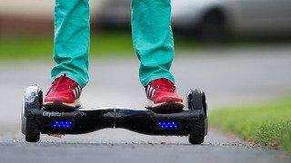 St-Gall: une ado se blesse grièvement en hoverboard