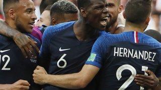 Coupe du monde 2018: retour sur l'histoire de l'Uruguay et de la France dans la compétition