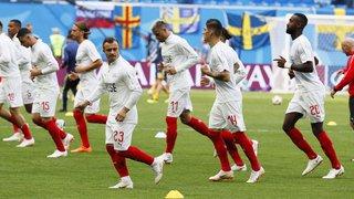 Coupe du monde 2018: records d'audience pour le match entre la Suisse et la Suède