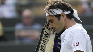 Tennis - Wimbledon: Roger Federer sorti du tournoi par le Sud-Africain Anderson!