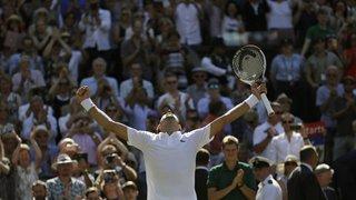 Tennis - Wimbledon: Djokovic cueille un 13e titre majeur