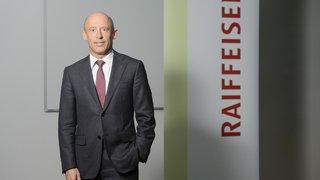 Suisse: Patrik Gisel, directeur général de Raiffeisen, démissionne