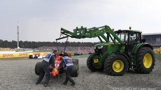 Formule 1: victoire inespérée d'Hamilton, Vettel contraint à l'abandon