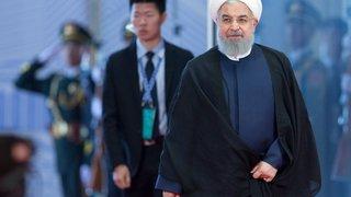 L'élan brisé vers I'Iran