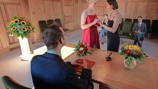 Un mariage au rabais?