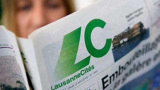 Lausanne soutient directement la presse