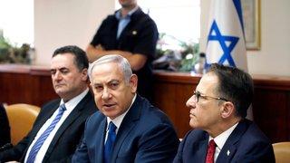 Israël proclame «l'Etat nation du peuple juif»