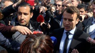 L'affaire Benalla tonne dans le ciel de Macron