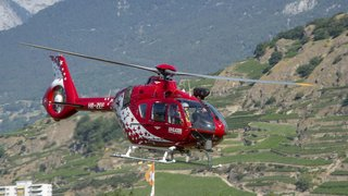 Quand Air Zermatt aide Air-Glaciers