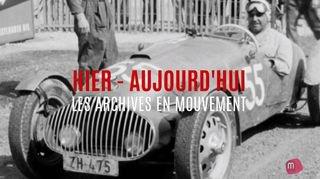 HIER-AUJOURDHUI 27 Course automobile