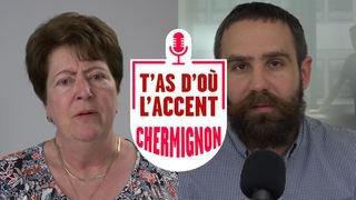 """Série """"T'as d'où l'accent?"""": l'analyse du phrasé de Bertha de Chermignon par le linguiste Mathieu Avanzi"""