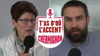 """Série """"T'as d'où l'accent?"""": l'analyse du phrasé d'Angeline de Chermignon par le linguiste Mathieu Avanzi"""
