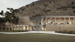Un nouveau club-house pour davantage de confort au Golf-Club de Sion