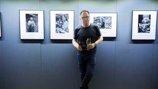 Sion: Gérard-Philippe Mabillard expose ses photos de stars à la Fondation fellini