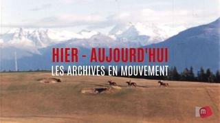 Archives en mouvement: parenthèse hippique