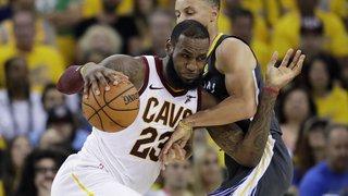 NBA: le roi du basket, LeBron James, quitte Cleveland pour rejoindre les Los Angeles Lakers