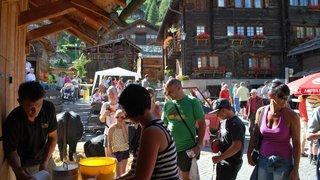 Trois marchés villageois à visiter cet été