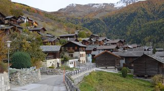 Mase et Vercorin, candidats des plus beaux villages de Suisse
