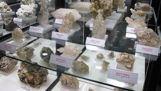 Martigny: les minéraux brillent désormais de mille feux au Musée des sciences de la Terre