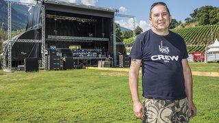 Le boss du Sierre Blues Festival se livre à cœur ouvert