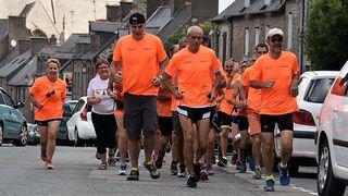Ils courent de Saint-Malo à Saillon