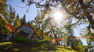 Trois bons plans pour dormir de manière originale en Valais